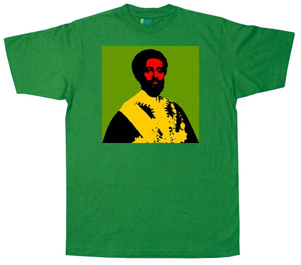 Heile Selasi Dub T Shirt