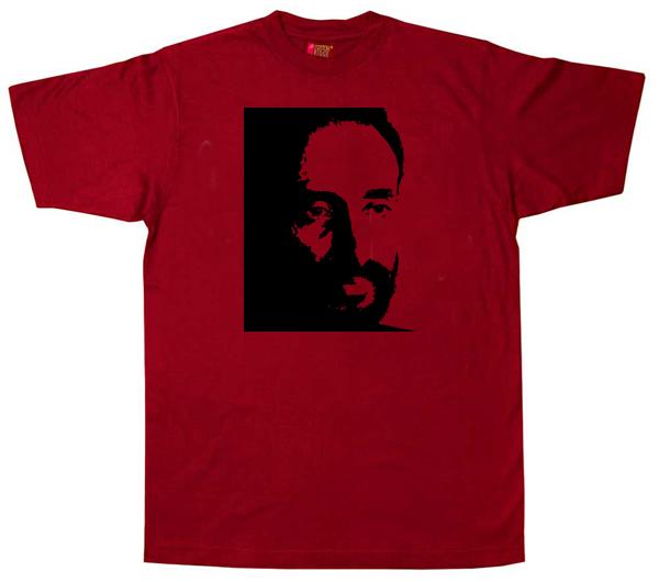 Heile Selasi Dub T Shirt - Red