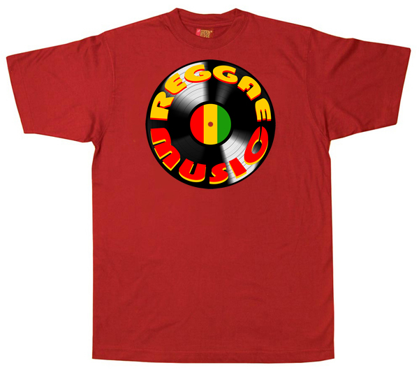 Dub1131 reggae music t shirt on vinyl record design Music shirt design ideas