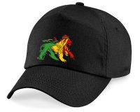 Dub Lion of Judah Baseball Cap