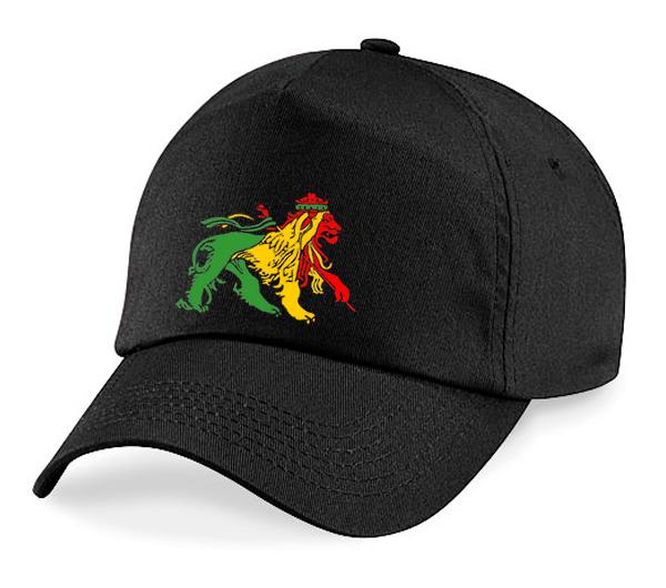Dub Lion of Judah Baseball Cap