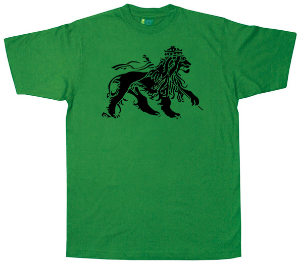 Lion of Judah T Shirt