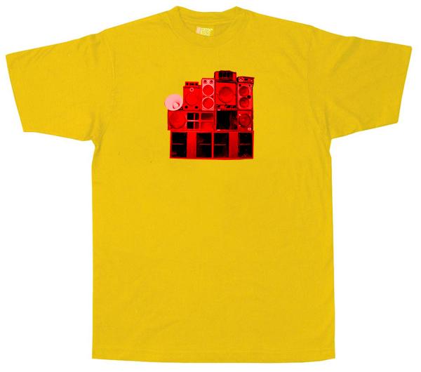 Reggae1114 – Dub Sound System T Shirt.