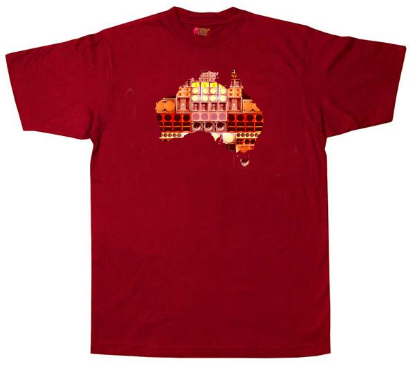 Reggae1123 – Reggae Australia T Shirt