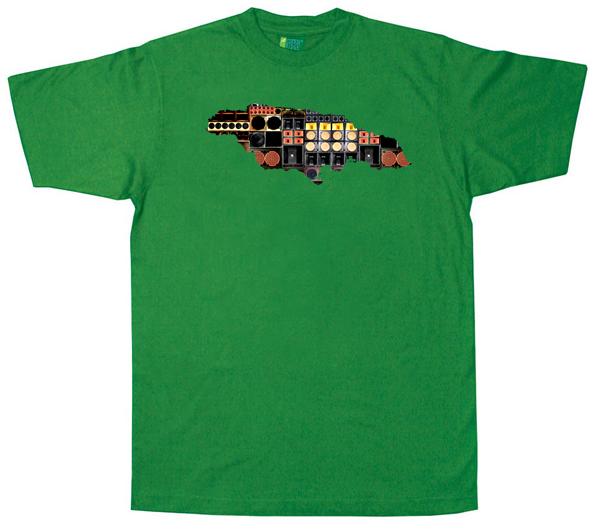 Reggae1124 – Reggae Jamaica T Shirt