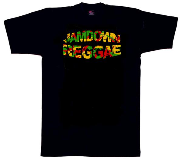 reggae1135 – Jamdown Reggae T Shirt