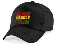 Reggae Reggae Reggae Baseball Cap