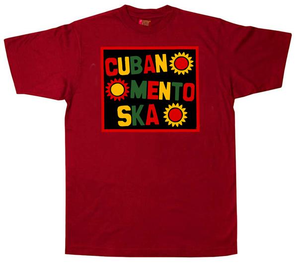 Cuban Mento Ska T Shirt