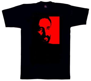 Heile Selasi Dub T Shirt - Black