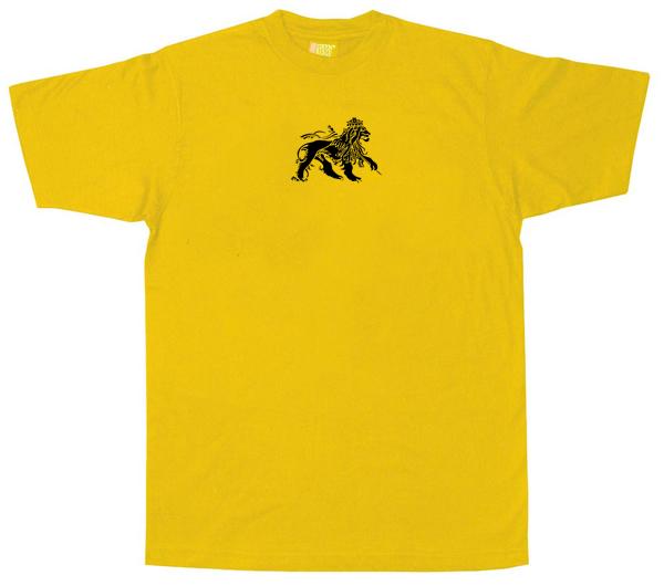 Lion of Judah Dub T Shirt