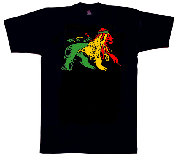 Lion of Judah T Shirt