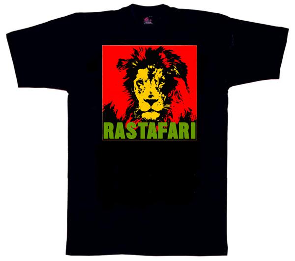 Rastafari T Shirt