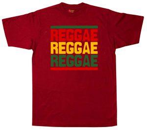 Reggae Reggae Reggae T Shirt