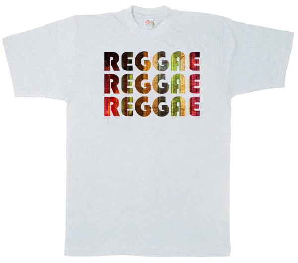 Reggae T Shirt