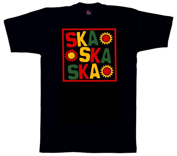 Ska Ska Ska T Shirt