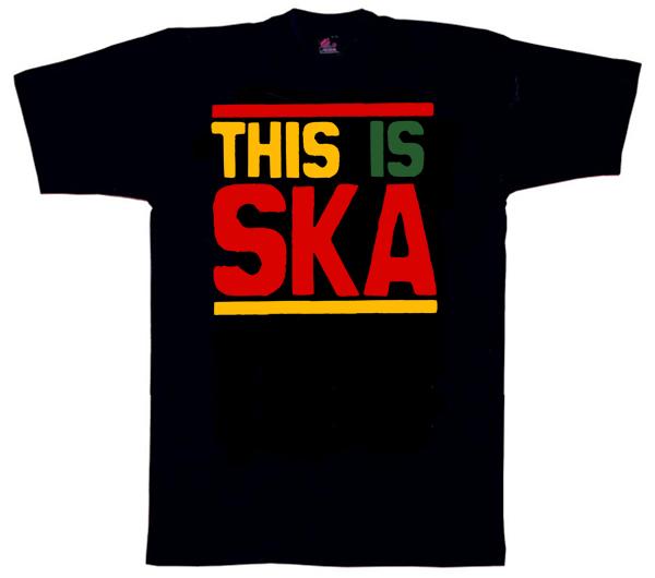 Ska T Shirt