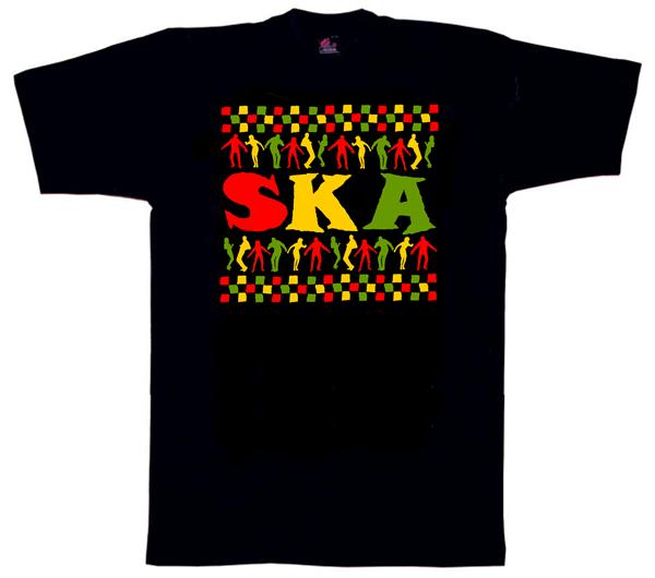 Ska Dancers T Shirt